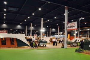 Groeiende belangstelling voor vouwwagens en tenttrailers