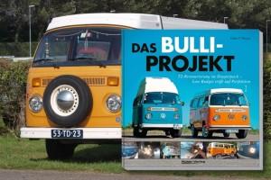 Bulli boek VW buscamper