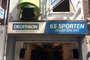 Decathlon winkel Breda