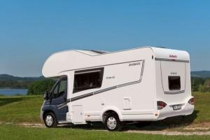 Dethleffs Trend A camper
