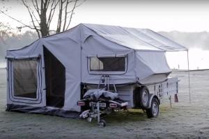 Nederlandse première Campwerk op Caravana Leeuwarden