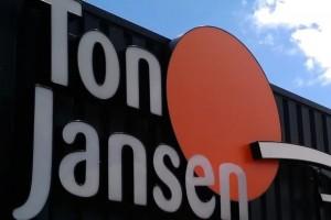 Ton Jansen Rekreatie beëindigt activiteiten
