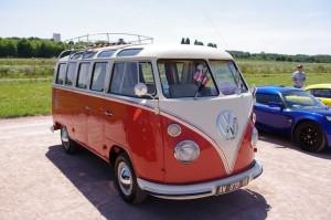 Hannover viert 60-jarig bestaan VW Busje