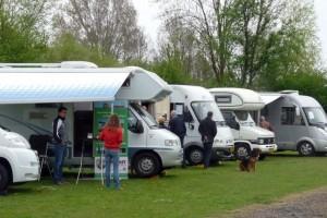 Derde editie Particuliere Campermarkt in Bunnik