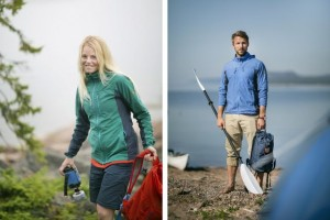 High Coast: sneldrogende, lichtgewicht kleding van Fjällräven