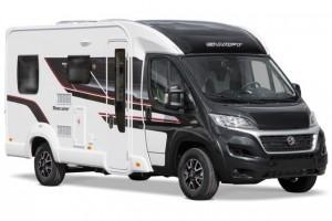 Twee nieuwe campers van Swift Group
