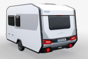 De Knaus Travelino komt in modeljaar 2017