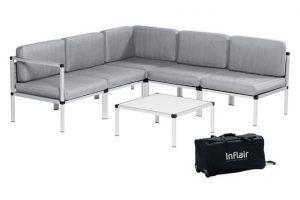 Inflair Loungeset lichtgewicht kamperen