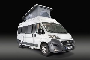 VANtourer model 2017 biedt meer ruimte en comfort