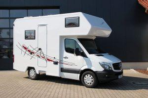 Drie nieuwe modellen bij Dopfer Reisemobile