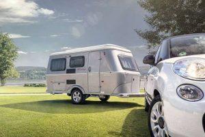 Vernieuwingen aan Eriba's cult-caravan Touring