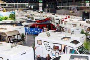 Speciale camperovernachtingsplaatsen tijdens Kampeer en Caravan Jaarbeurs