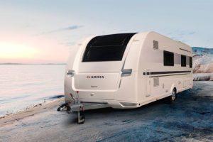 Adria Alpina caravans
