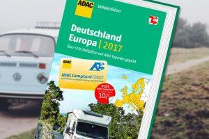 ADAC Stellplatzführer 2017