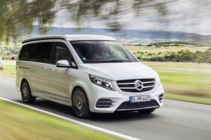 Derde versie van Mercedes-Benz Marco Polo op de CMT