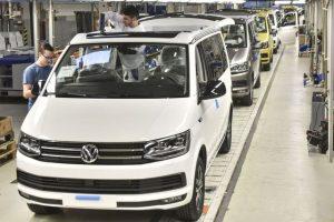 Recordaantal VW California buscampers gebouwd