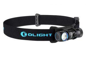 Olight H1R Nova: zaklamp en hoofdlamp in één