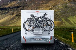BR Systems Bike-Lift met ingebouwde tillift