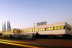 Hobby viert 50-jarig bestaan