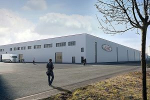 LMC Fabriek uitbreiding