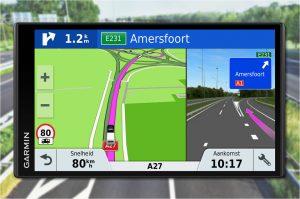 Garmin Camper 770 LMT-D navigatiesysteem