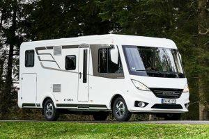 Hymer Exsis-i camper model 2018