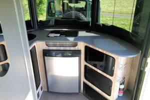 Airstream Basecamp caravan