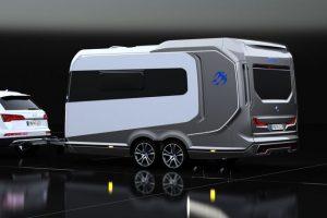 Knaus Deseo 2018: succesvol concept verder ontwikkeld op Travelino platform