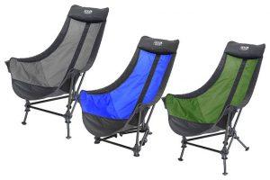 Lounger DL campingstoel