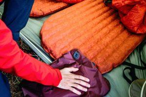 Nieuwe slaapmatten van Vaude met hoog ligcomfort