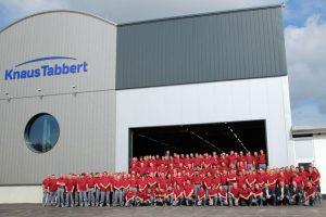 Knaus-Tabbert investeert in grote uitbreiding hoofdvestiging in Jandelsbrunn