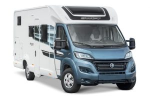 Swift Toscane campers model 2018