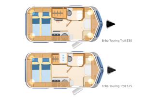 Eriba Touring Edition 60
