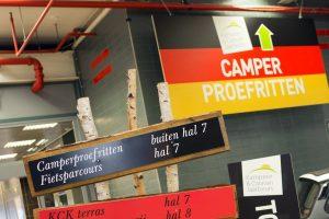 Weer volop activiteiten tijdens de Kampeer & Caravan Jaarbeurs