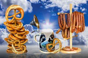 Oktoberfest in de Erwin Hymer World