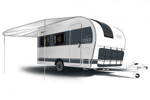 Dethleffs Coco en Pössl Summit 600 Plus zijn de Caravan en Camper van het Jaar 2018