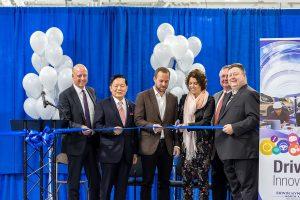 Erwin Hymer Group opent nieuwe productielocatie in Canada