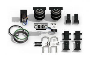 VB SemiAir hulpluchtveersysteem voor VW Crafter en MAN TGE