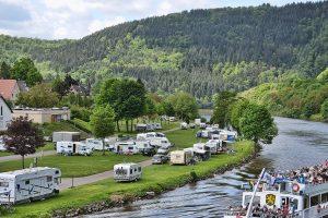 Eerste Duitse campingdag: Duitse campings doen goede zaken