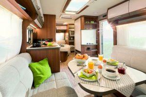 LMC Vivo Energy caravan