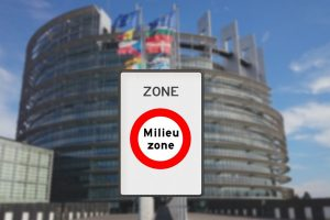 Europese milieuzones campers