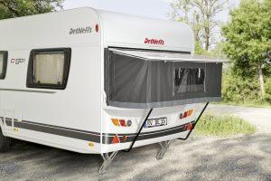 Dethleffs presenteert studiemodel caravan met fold-out