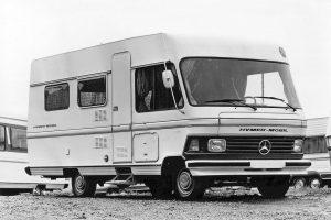 Hymermobil camper klassiek