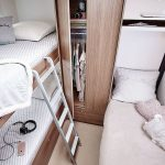 Itineo SLB700 integraal camper met kinderkamer