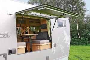 Bimobil EX 412 offroad camper
