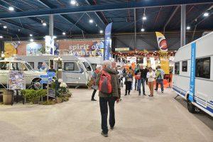 Niet alleen meer caravans en campers, maar ook meer vouwwagens verkocht