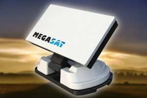 Portable satellietontvanger van Megasat