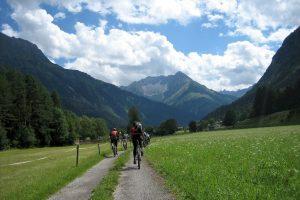 Zwitserland fiets en wandelbeurs