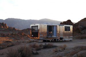 Living Vehicle: een Amerikaanse kijk op duurzaam verblijven in de natuur