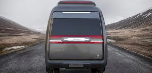 Pinnacle Finetza camper India